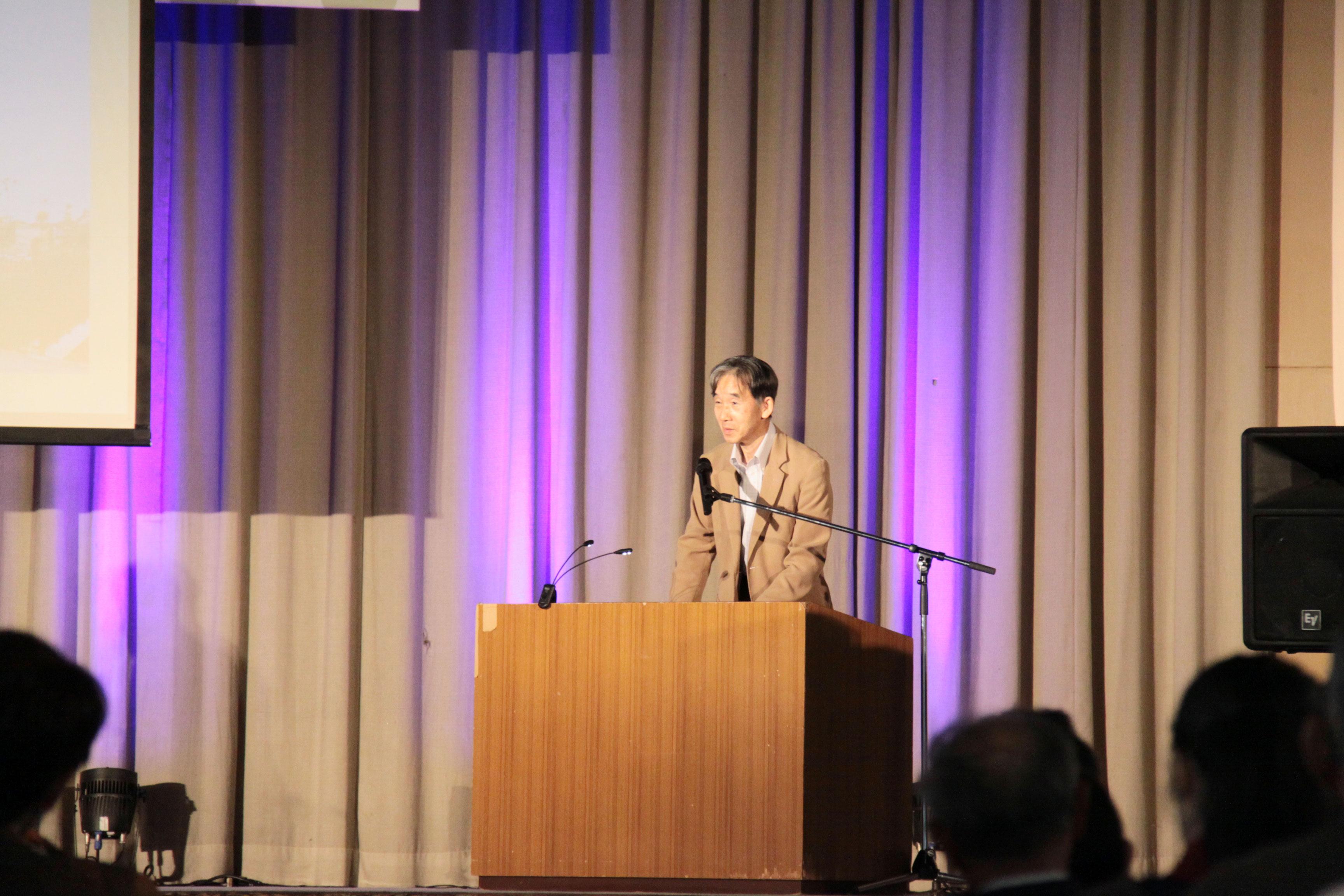 津田隆志病院長記念講演「新潟医療生協 木戸病院のめざす医療について- 木戸病院物語」