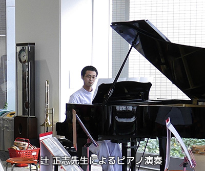 木戸病院・クリスマスコンサート1