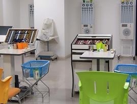 視能訓練室